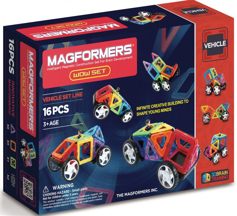 MAGFORMERS - Wow! Starter