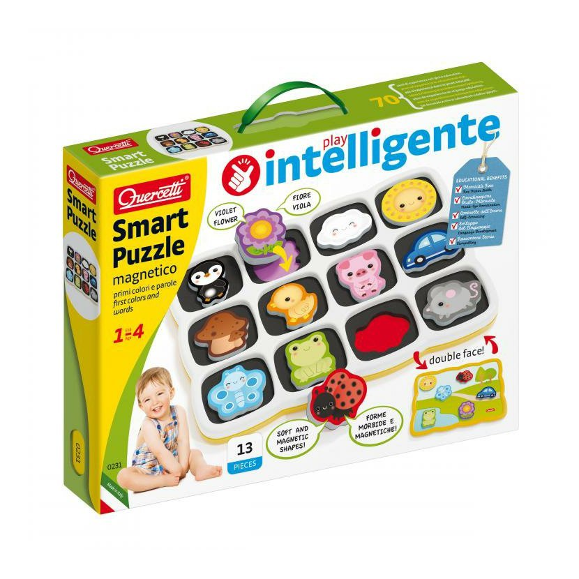 Smart Puzzle magnetico Colors